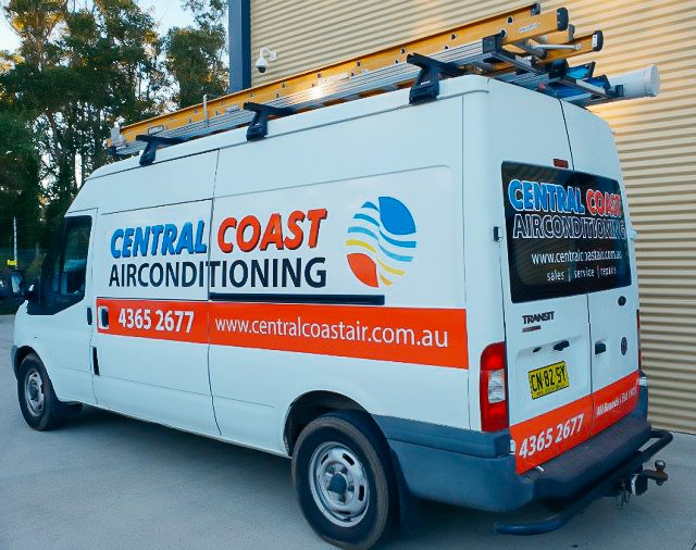 Central Coast Air Conditioning